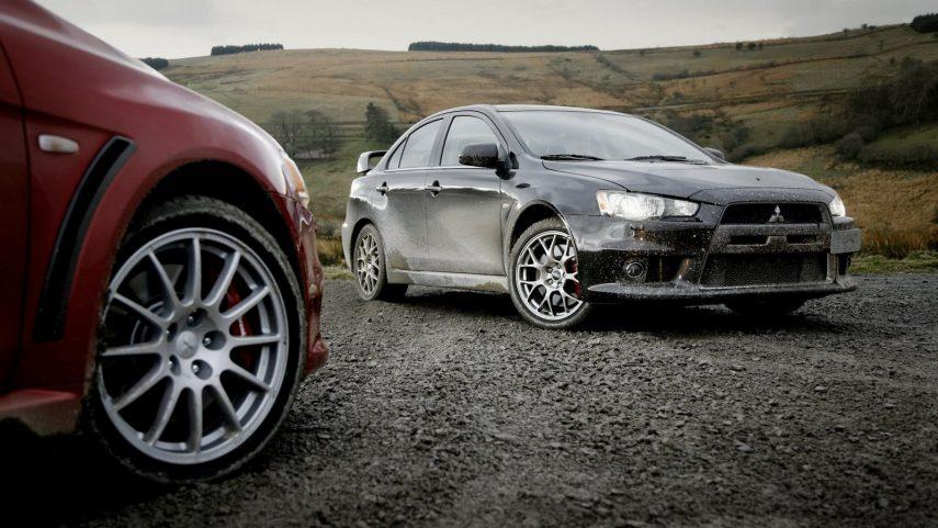 Mitsubishi tiene la vista puesta en la competición, pero no en un nuevo Lancer Evolution