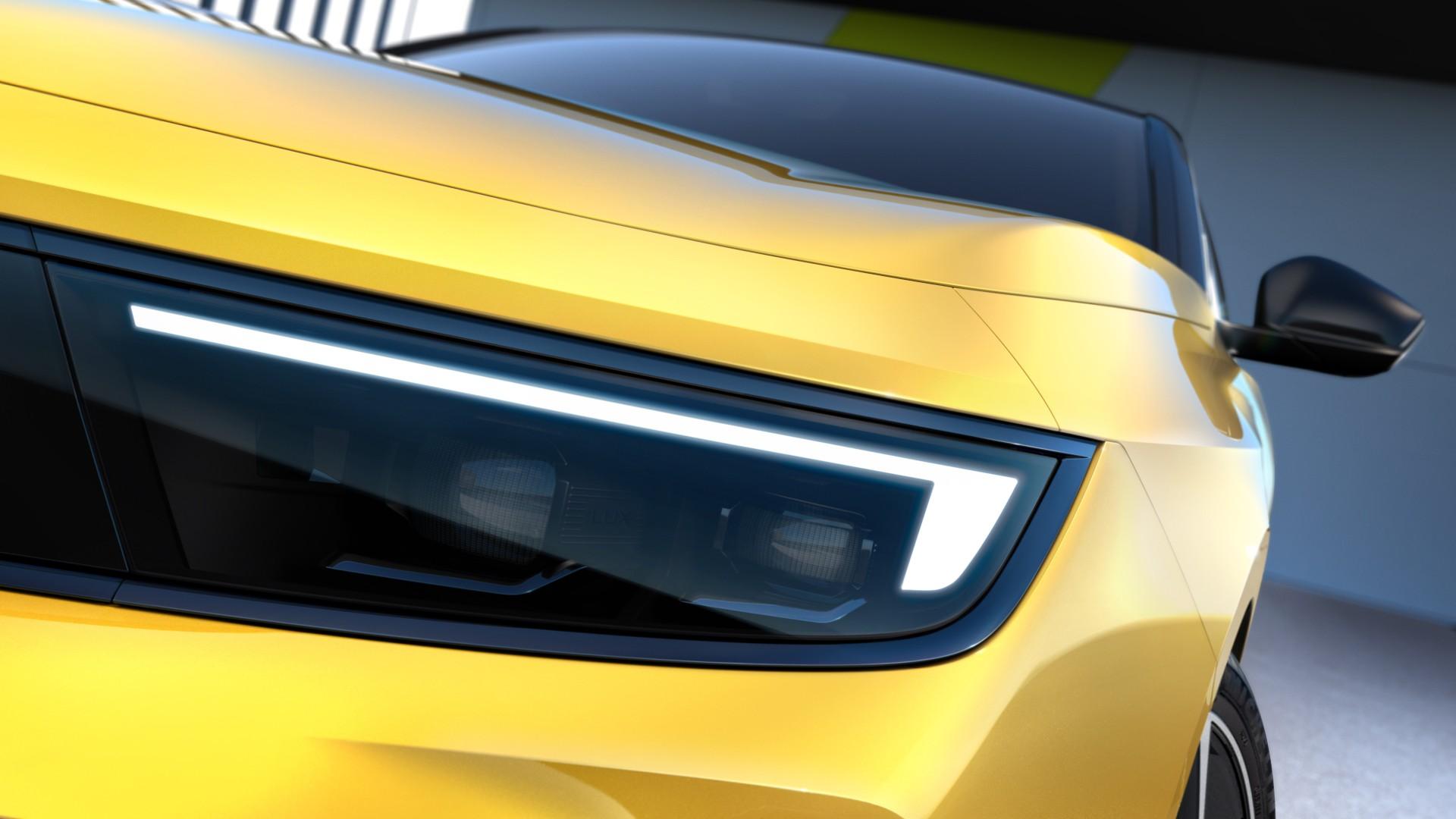 El nuevo Opel Astra está a punto de llegar