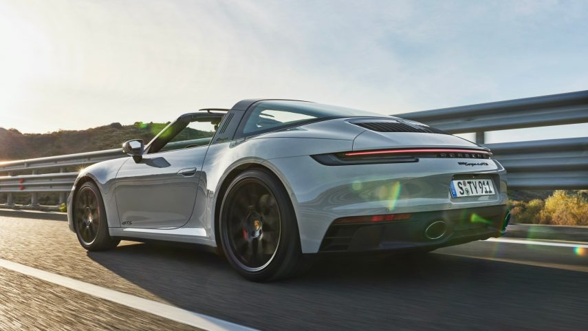 Porsche 911 GTS Targa 2022 (3)