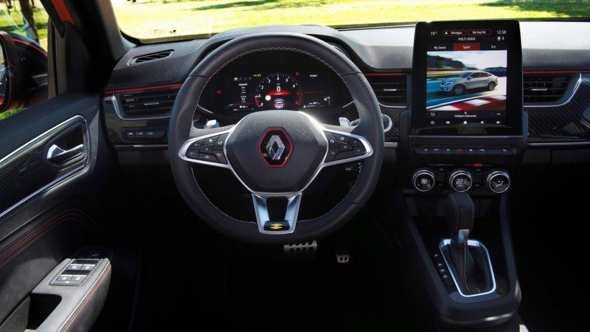 Renault Arkana E Tech 2021 (24)