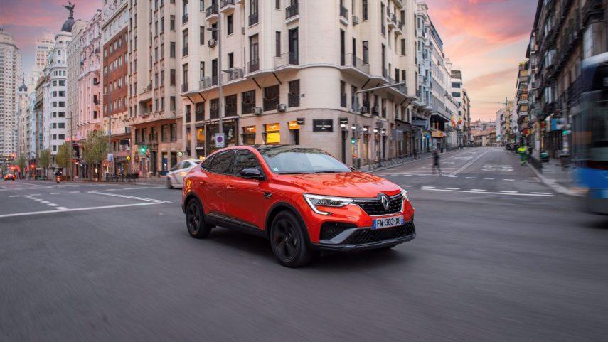 Renault Arkana E-Tech 2021, un futuro éxito de ventas