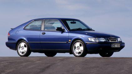Saab 900 SE Turbo Coupe 1