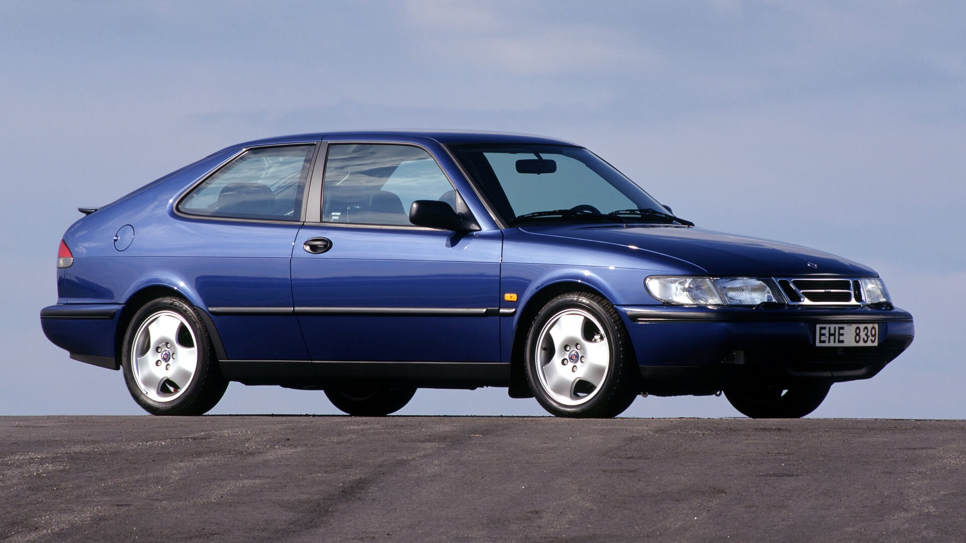 Coche del día: Saab 900 SE Turbo Coupé (NG900)