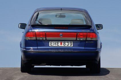 Saab 900 SE Turbo Coupe 4