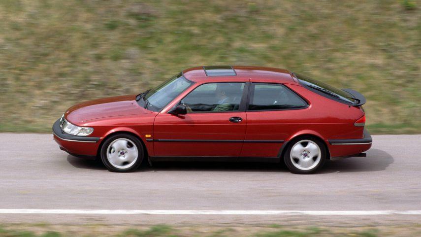 Saab 900 SE Turbo Coupe 5