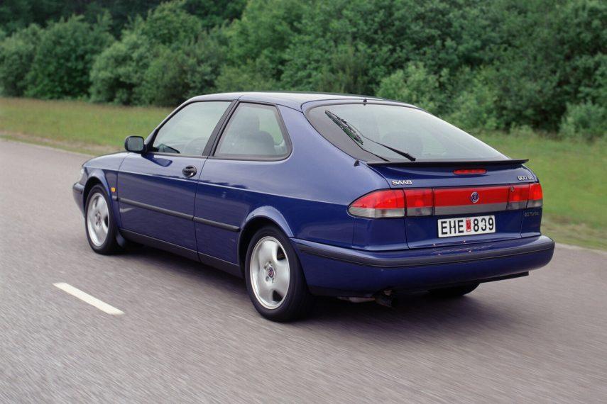 Saab 900 SE Turbo Coupe 6