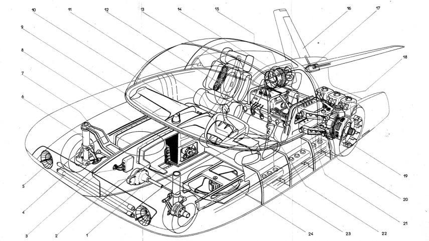 Simca Fulgur Concept 3