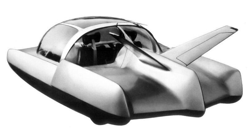 Simca Fulgur Concept 4
