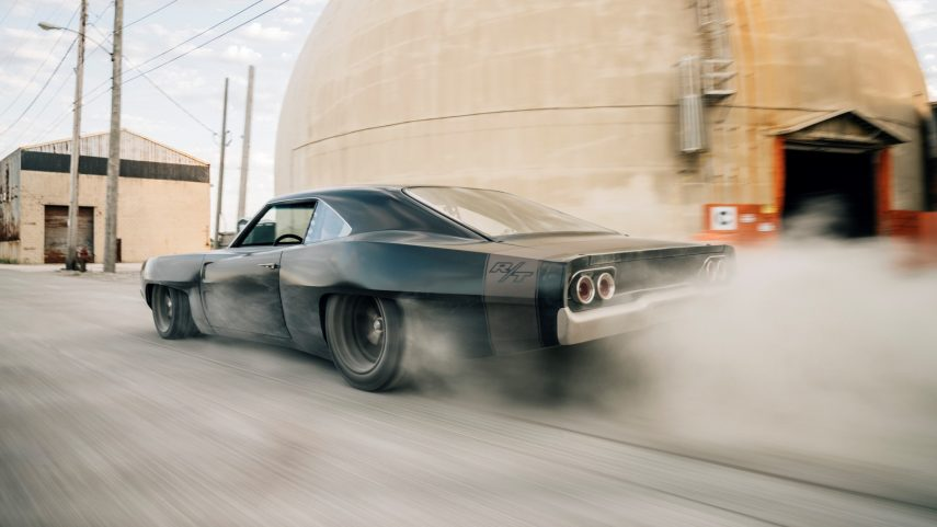 SpeedKore 1968 Dodge Charger Hellacious Restomod (14)