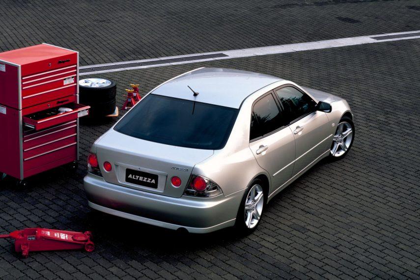 Toyota Altezza RS200 1