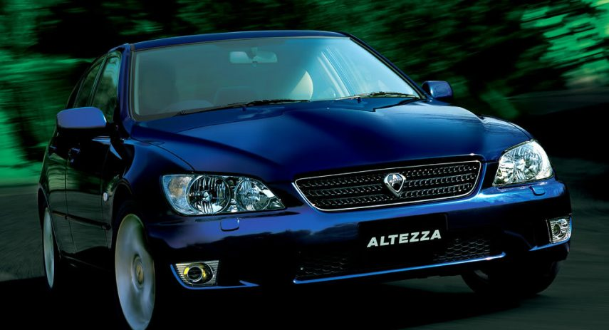 Toyota Altezza RS200 Z Edition