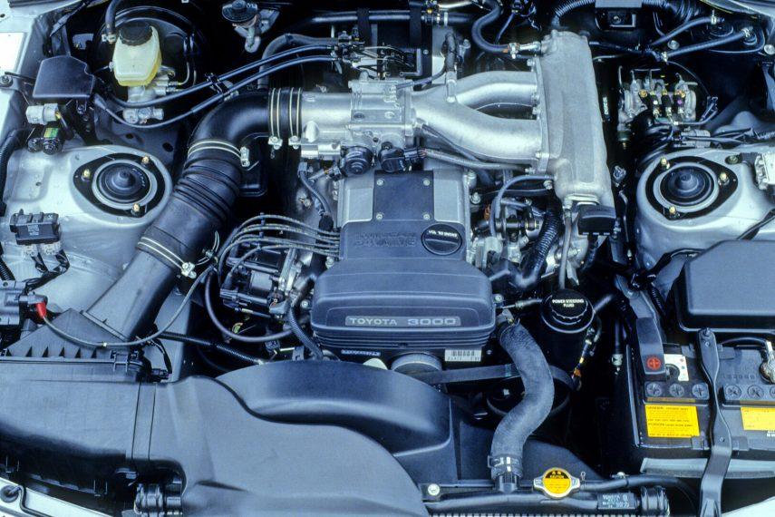 Toyota Supra SZ 1993 3