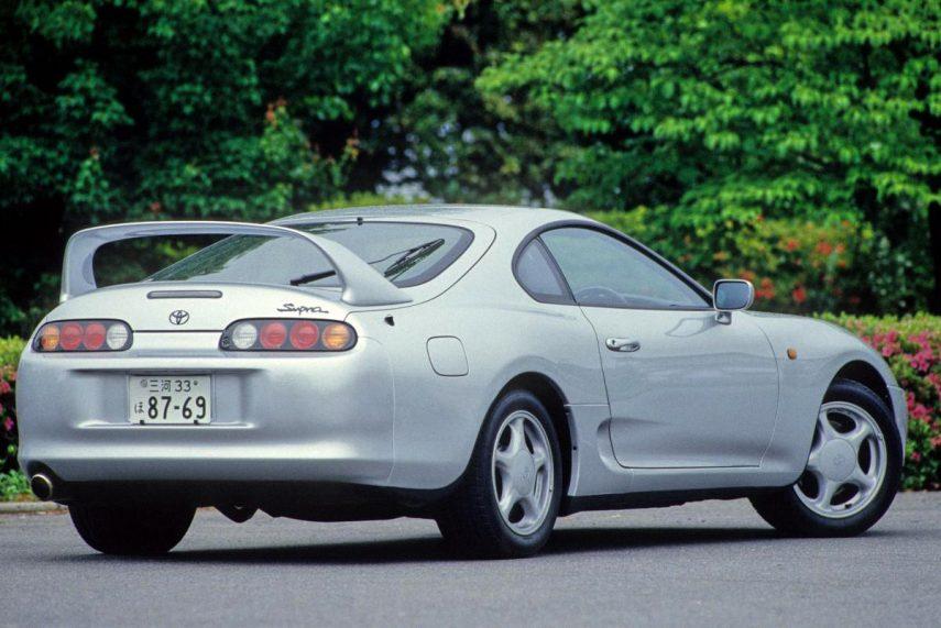 Toyota Supra SZ 1993 4