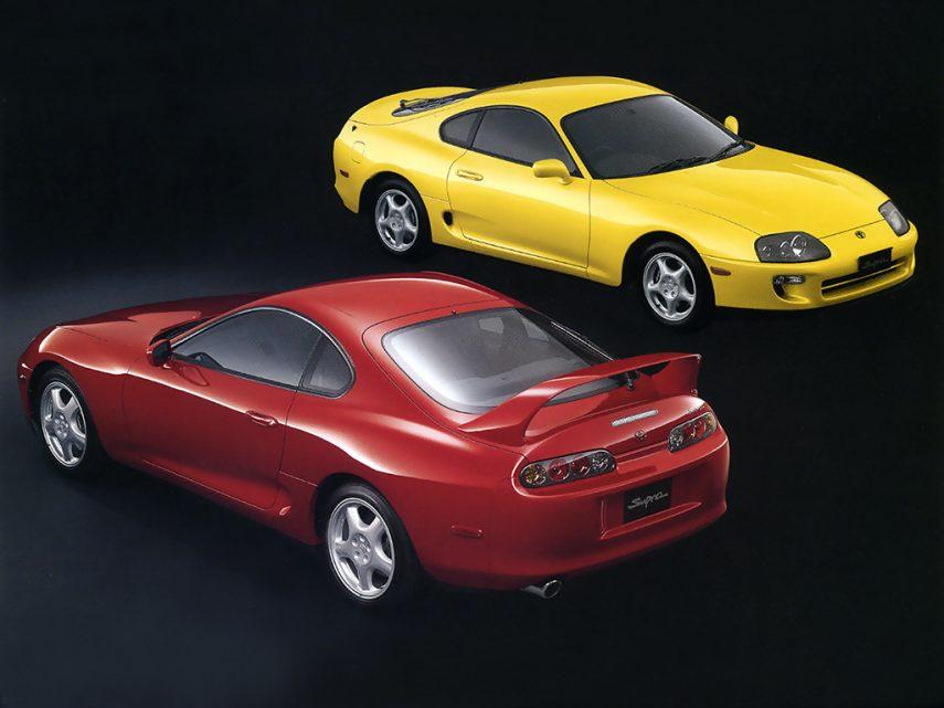 Toyota Supra SZ 1997 1