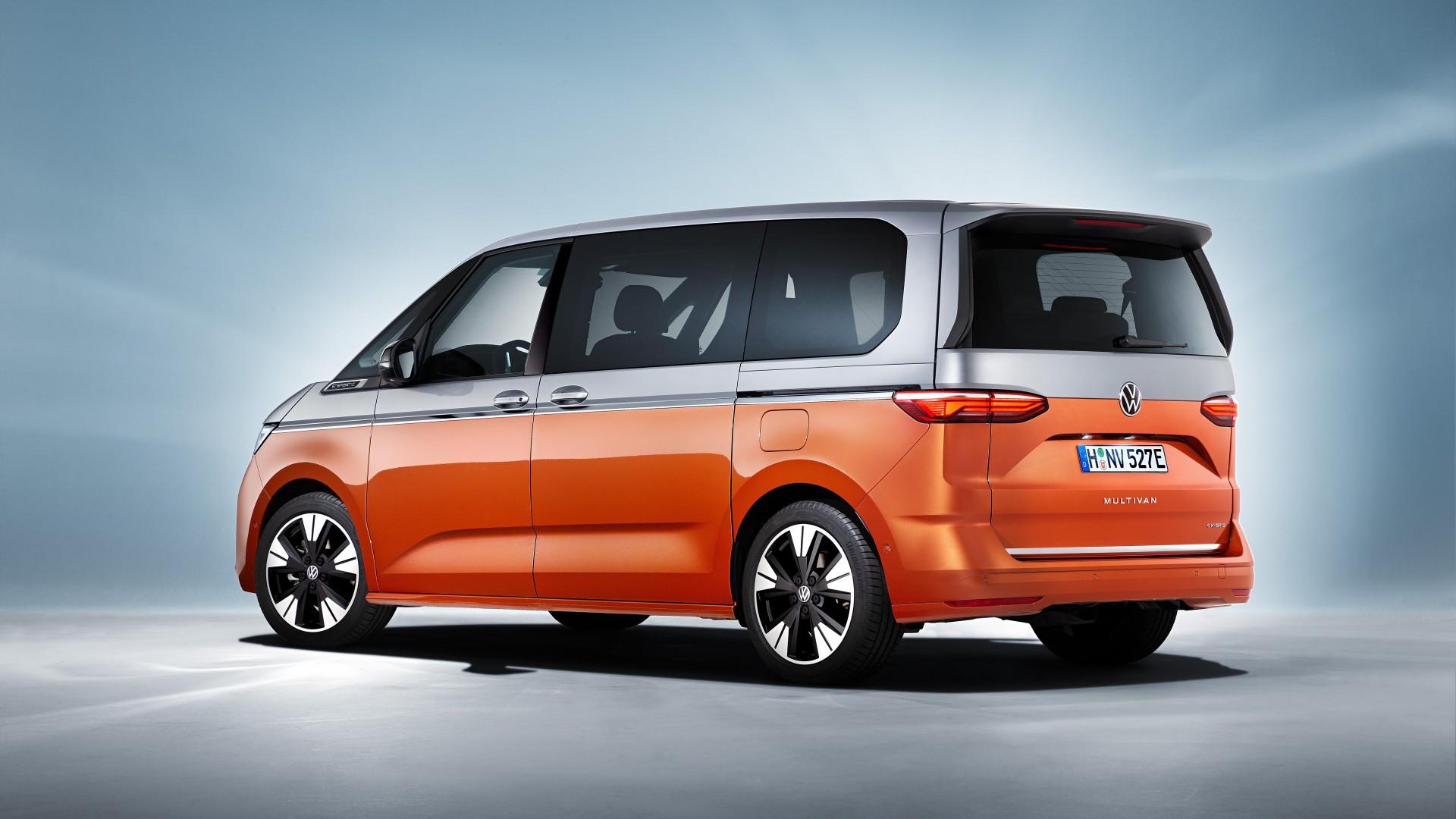 Volkswagen Multivan T7 2022 (2)