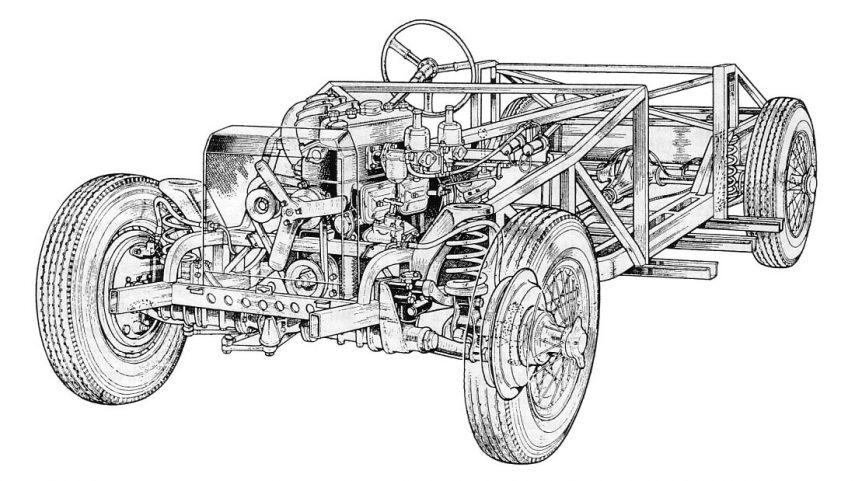 Aston Martin DB1 2