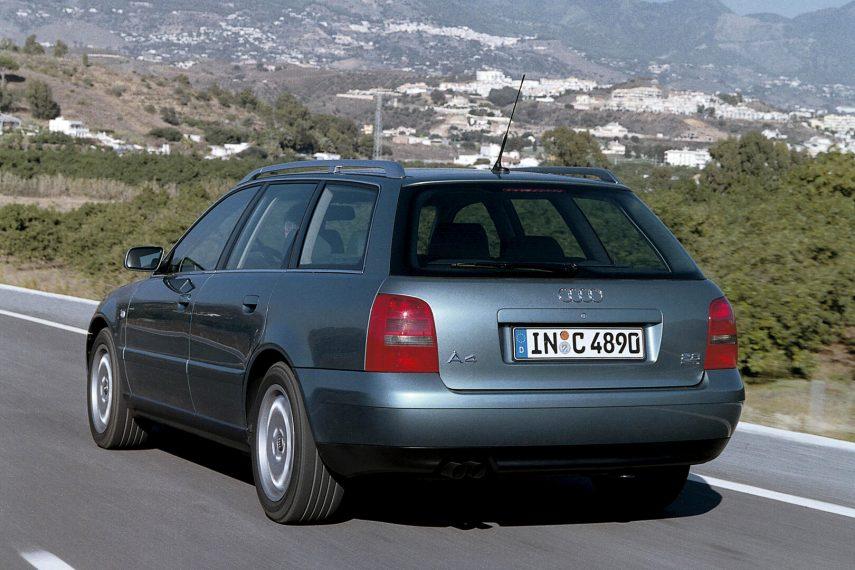 Audi A4 28 quattro Avant B5 8D5 2