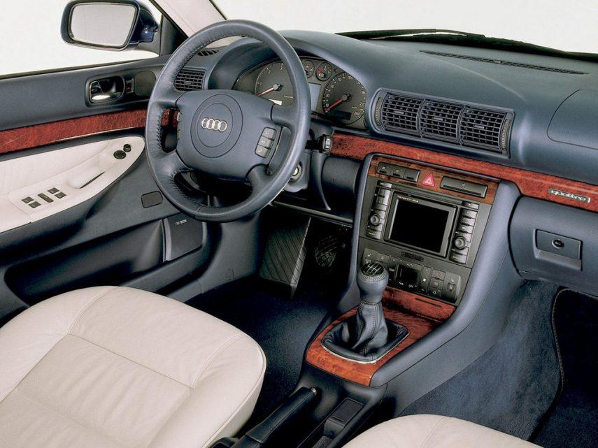 Audi A4 28 quattro Avant B5 8D5 3