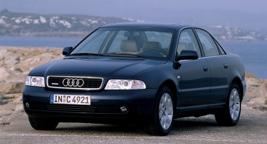 Audi A4 28 quattro B5 8D2