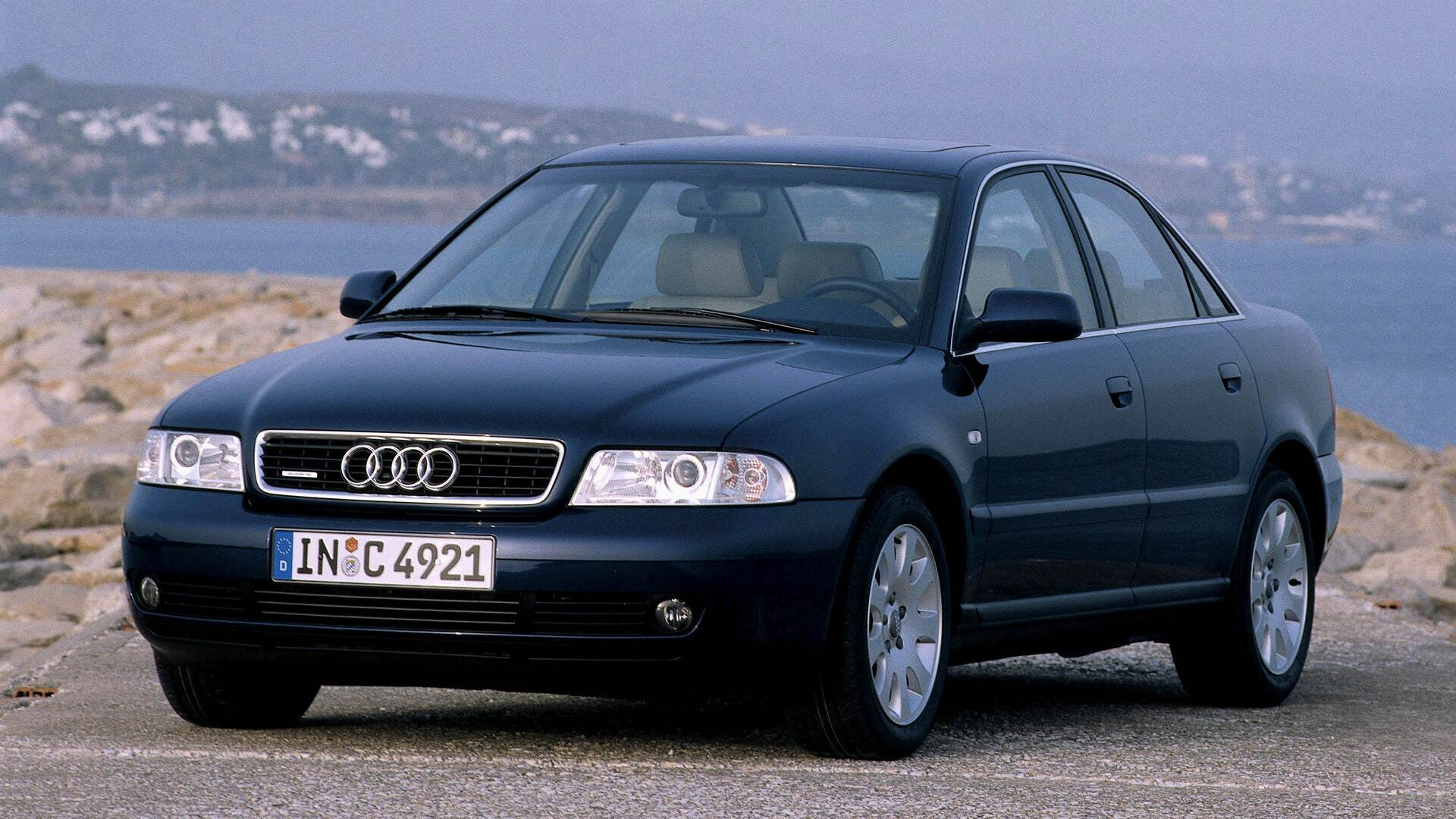 Coche del día: Audi A4 2.8 V6 30v (B5)