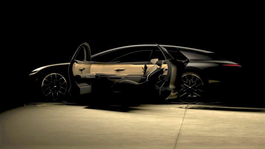 Audi Grand Sphere Concept, un enfoque de diseño completamente nuevo
