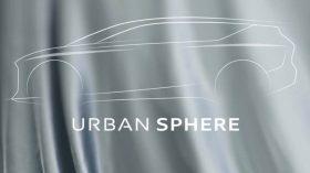 Audi Urban Sphere Teaser