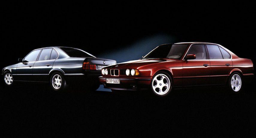 BMW 530i L6 E34 1