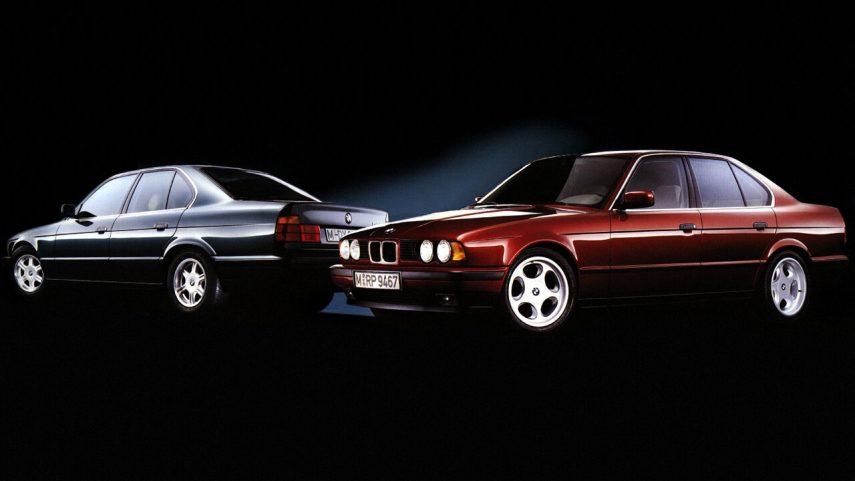 Coche del día: BMW 530i (E34)