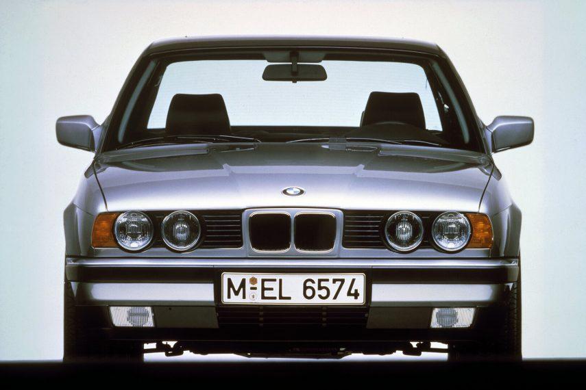 BMW 530i L6 E34 2