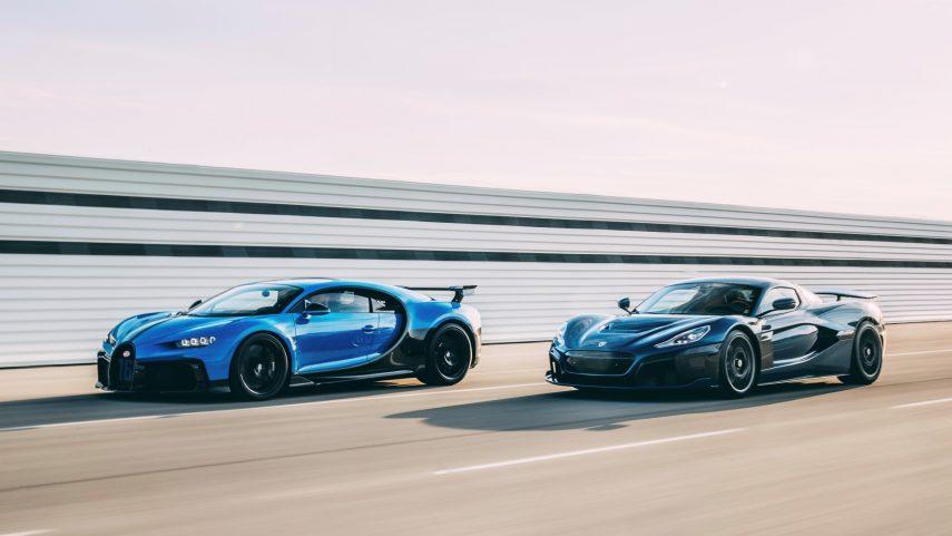 Bugatti y Rimac se unen en sagrado matrimonio
