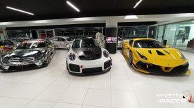 Coleccion de coches Teo Martin Motorsport 18