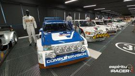 Coleccion de coches Teo Martin Motorsport 21