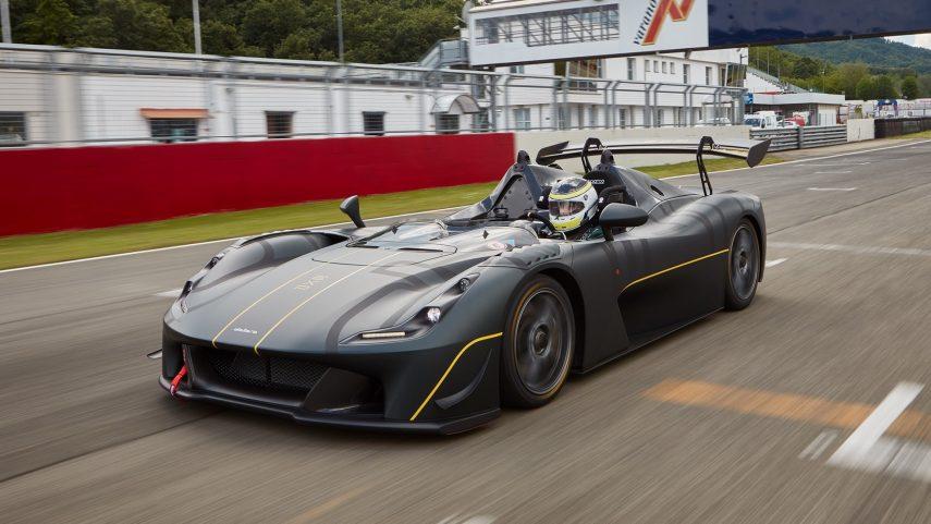 Dallara Stradale EXP, un arma de circuito que promete muchas sensaciones