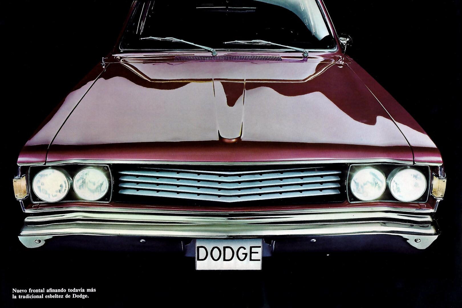 Dodge 3700 GT 1