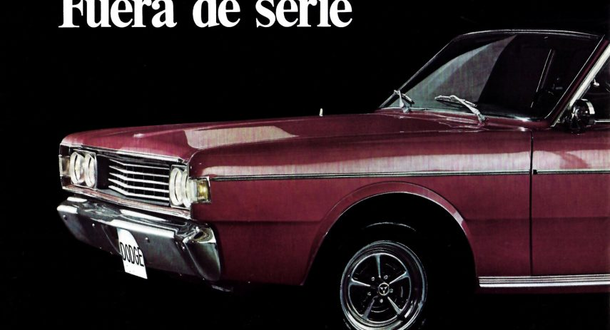 Dodge 3700 GT 3