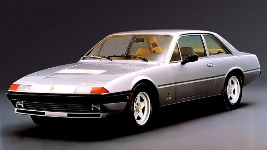 Coche del día: Ferrari 400 i