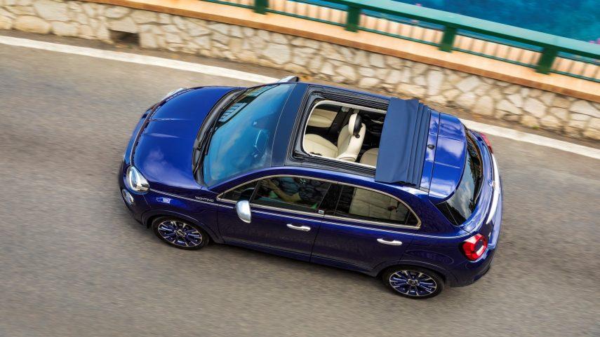 Fiat 500X Yachting 2021 (5)