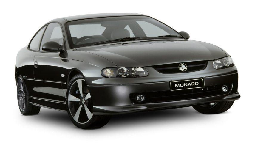 Coche del día: Holden Monaro CV8-R (V2)