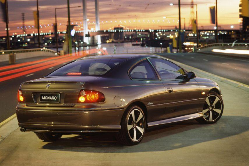 Holden Monaro CV8 R 2003 2