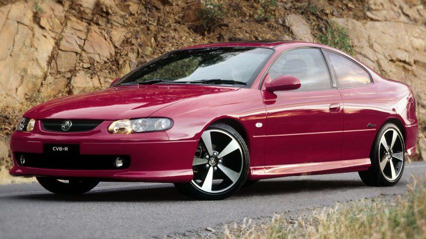 Holden Monaro CV8 R 2004 1