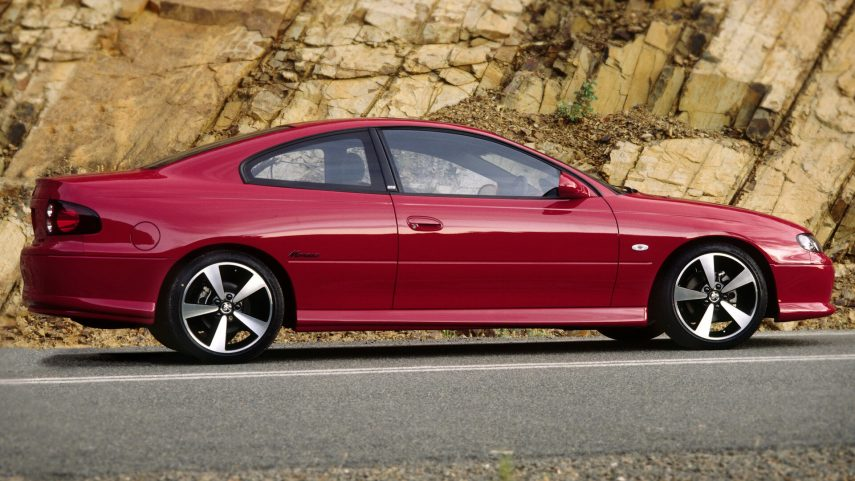 Holden Monaro CV8 R 2004 2