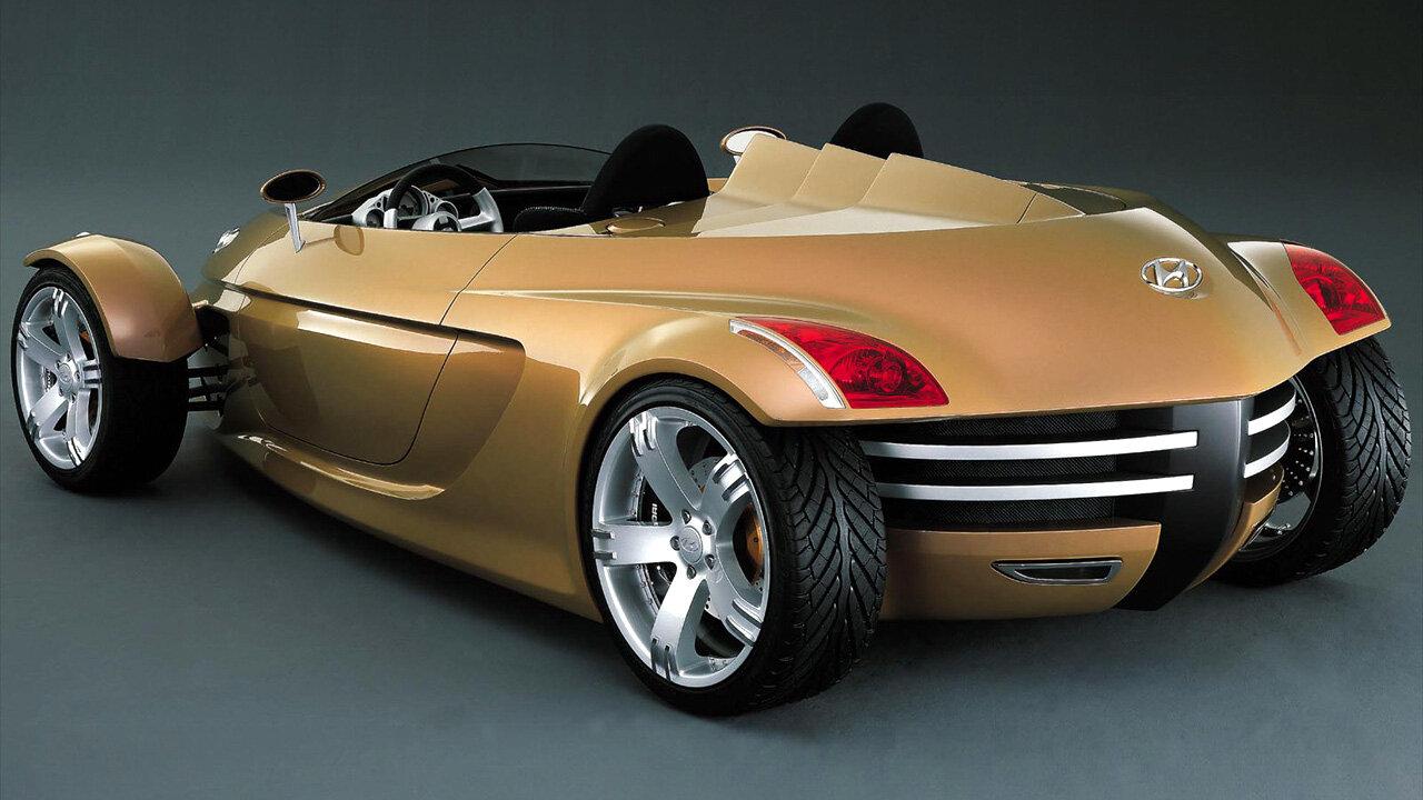 Hyundai NEOS Concept 2000 2