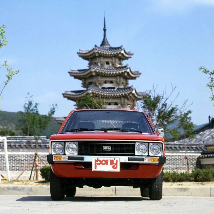 Hyundai Pony I 2