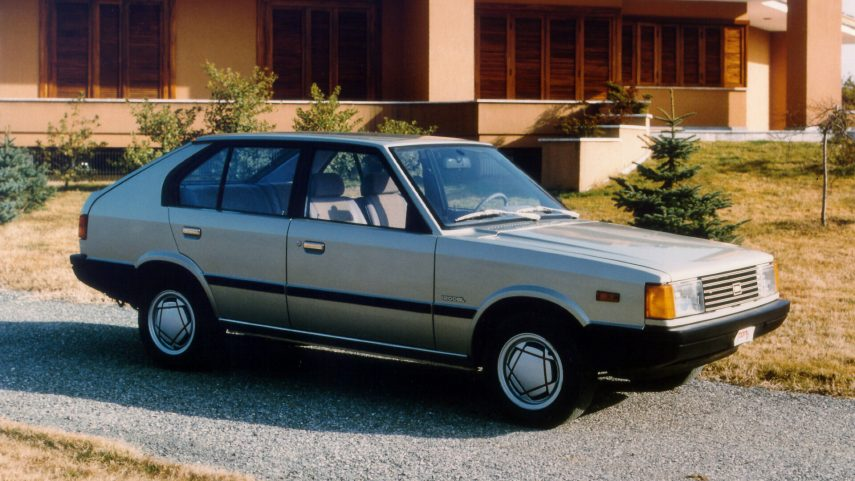Hyundai Pony II 1