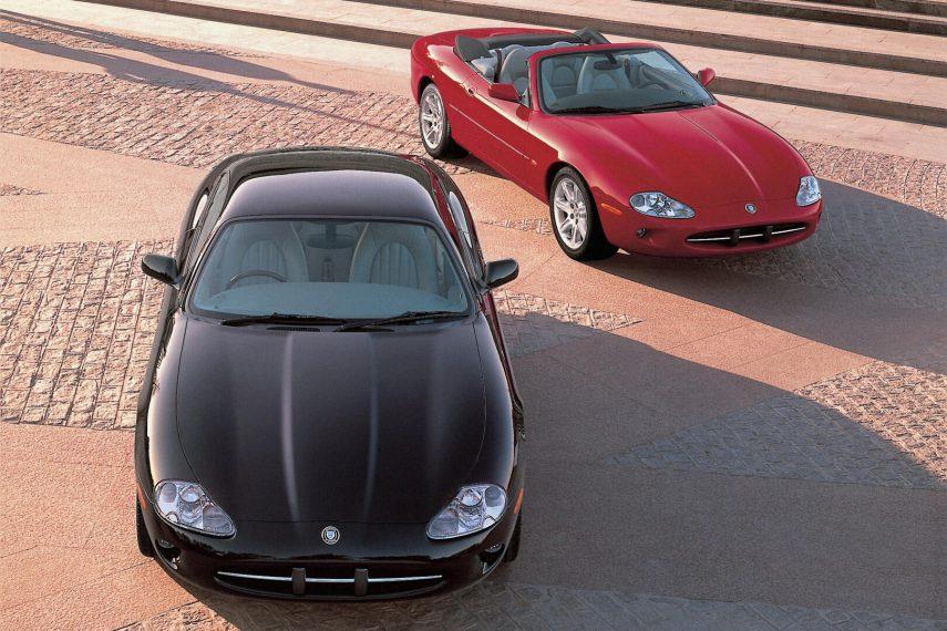 Coche del día: Jaguar XK8/XKR (X100)