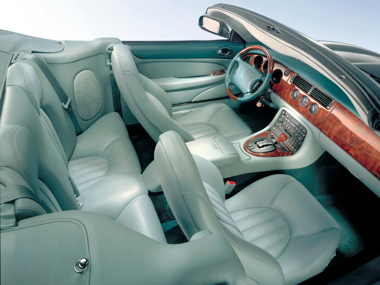 Jaguar XK8 1996 2