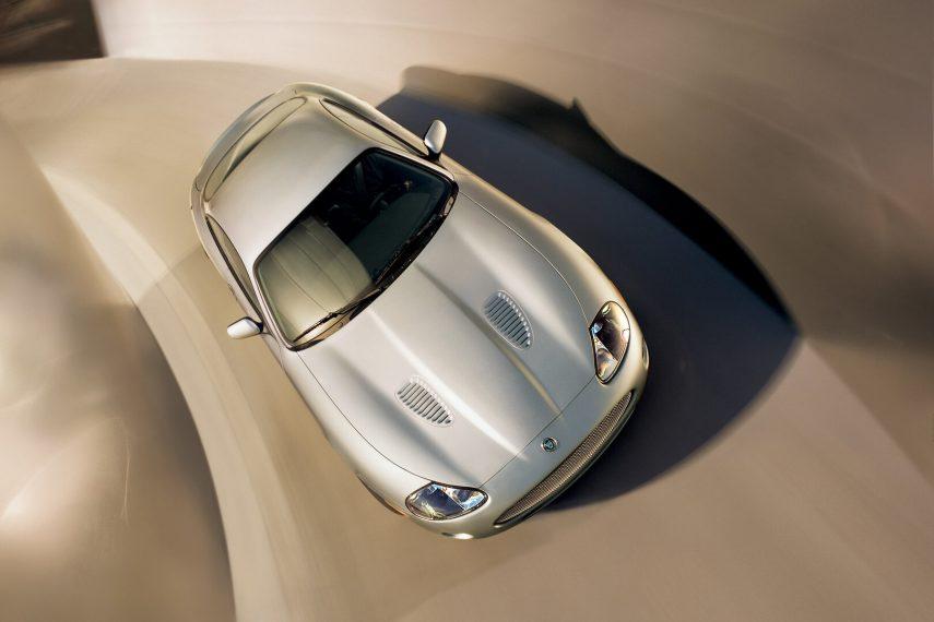 Jaguar XKR 2004