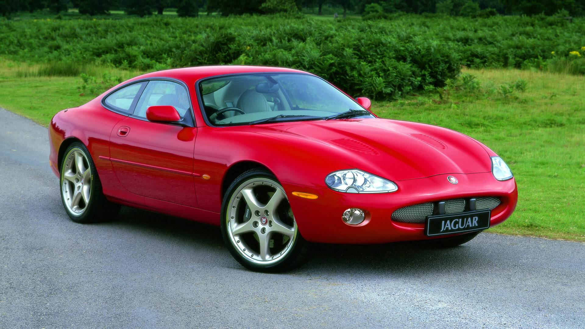 Jaguar XKR R Performance 1999