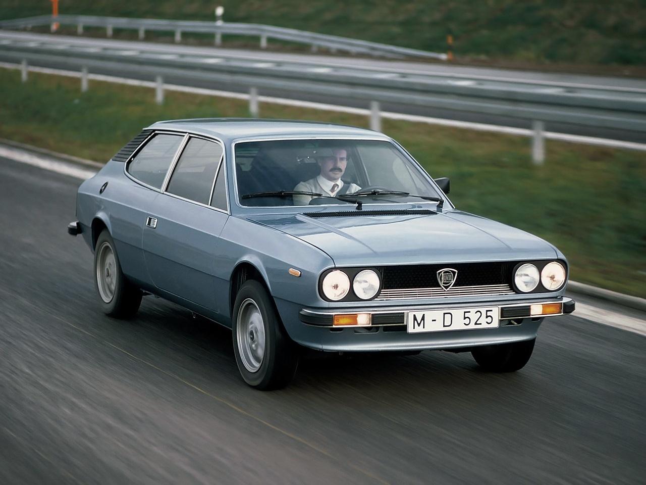 Coche del día: Lancia HPE 2000 (828)