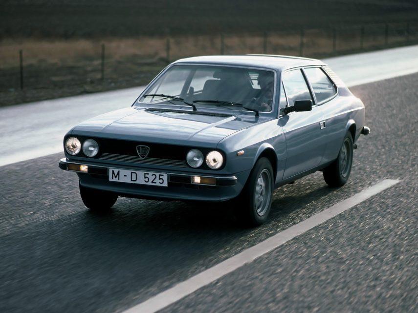 Lancia Beta HPE 1978 2
